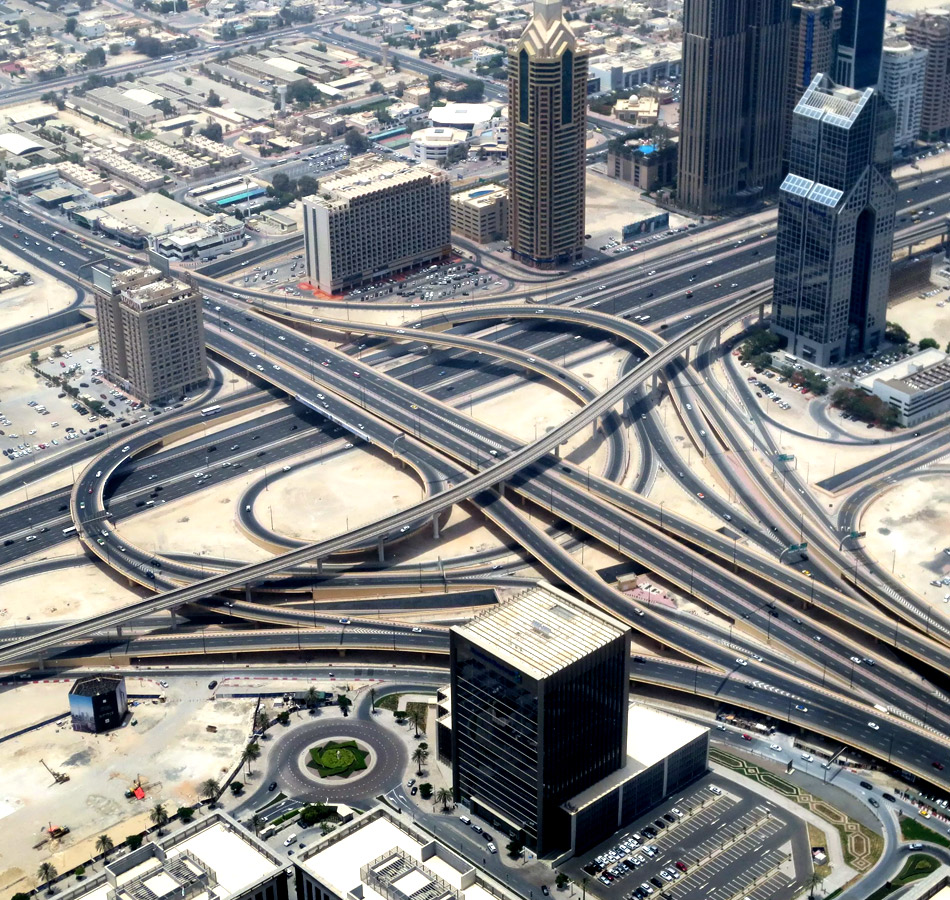 traffic engineering services in dubai